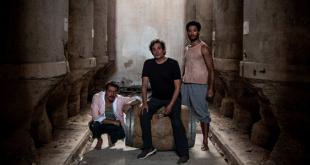 El inicia el rodaje de 'El vientre del mar', de Agustí Villaronga