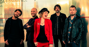 AmyJo Doh & The Spangles presentan vídeo clip: 'Now It's Gone'