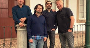 El jazz contemporáneo de Vision Tales 'aterriza' en Estepona