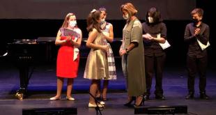 La pianista María Luisa Alonso premio Ciudad de Estepona
