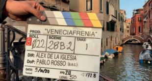 Álex De la Iglesia rueda 'Veneciafrenia' con su nuevo sello