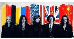 Lanzan el teaser tráilerde «355», thriller de acción de Kinberg