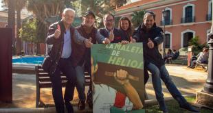 'La maleta de Helios' participa en el encuentro Ventana Sur