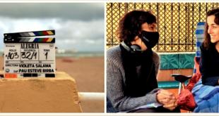Comienza el rodaje de 'Alegría', dirigida por Violeta Salama
