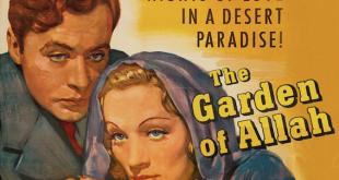 El Cineclub del 27 proyecta 'El jardín de Alá', con Dietrich