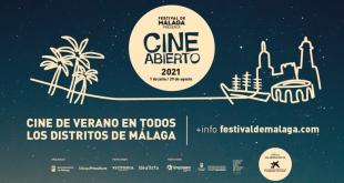 Cine Abierto sale en julio a todos los distritos malagueños